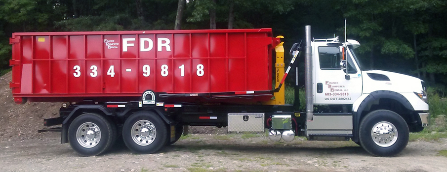 NH Seacoast Roll Off Dumpster Rental