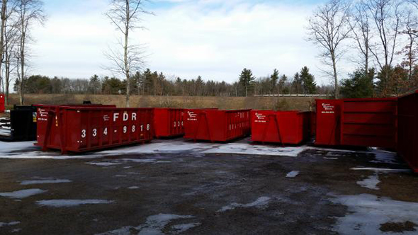 NH Seacoast Construction Roll Off Dumpster Rentals